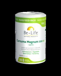 Be-Life Curcuma Magnum 3200 – 180 caps