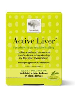 New Nordic Active Liver 60 caps