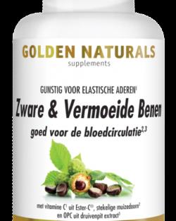Golden Naturals Zware & Vermoeide Benen – 60 vegacaps