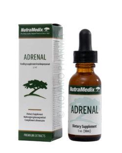 NutraMedix Adrenal energy support 30 ml