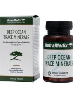 NutraMedix Deep Ocean Trace Minerals 60 vcaps
