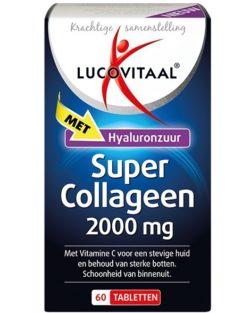Luvovitaal Super Collageen 2000 mg 60 tabletten