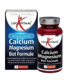 Lucovitaal Calcium Magnesium Bot Formule 60 tabletten