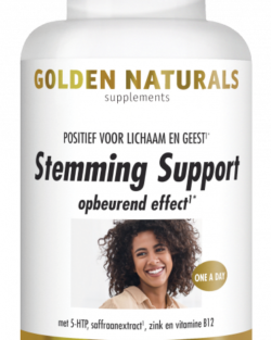 Golden Naturals Stemming Support 60 vega caps