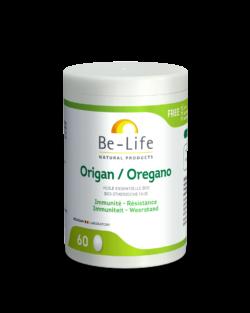 Be-Life Oregano BIO – 60 caps