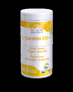 Be-Life L-Carnitin 650 – 90 caps