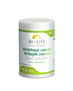 Be-Life Artisjok BIO – 90 caps