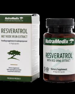 Resveratrol NutraMedix – 60 vcaps