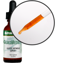 GlucoMedix ™ van NutraMedix   60ml