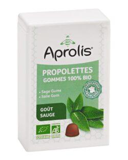 Aprolis Propolis Salie Gommetjes BIO – 50gr