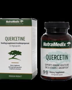NutraMedix Quercetine – 120 vegicaps